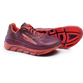 Altra Duo - Chaussures running Femme - orange/violet